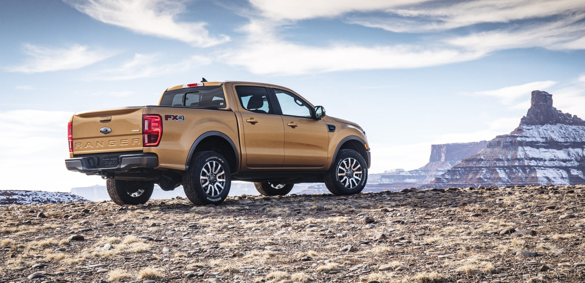 Ford shows off the new ranger and it may be perfect for small rv towing rv miles