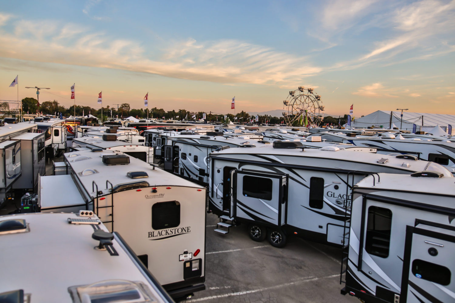 Upcoming RV Show Schedule State By State RV Miles - Atlantic city convention center car show